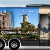 Take the museum bus